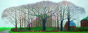 © David Hockney Collection: Tate Gallery, London